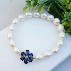 Gelang Mutiara air tawar PM113