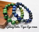 Gelang Batu Tiger Eye 10mm